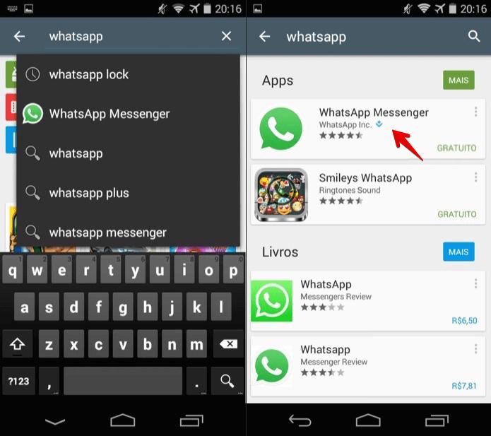 Como baixar o WhatsApp no celular? Instruções passo a passo aqui.
