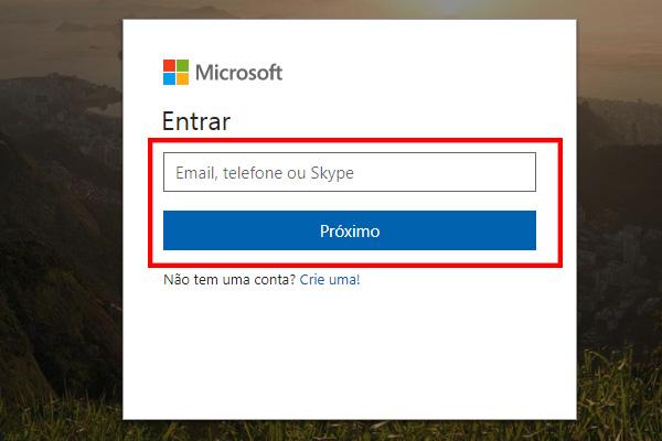 Como fazer login Outlook? Veja aqui!