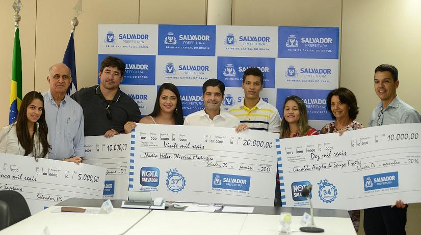 Prêmio Nota Salvador