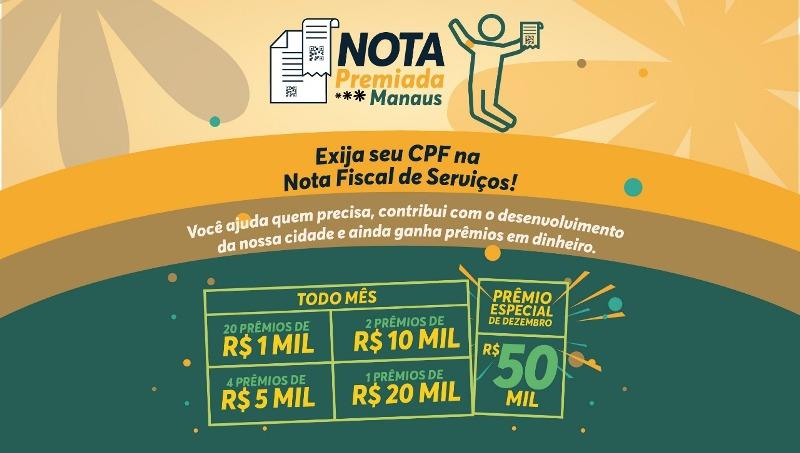 Nota Premiada Manaus