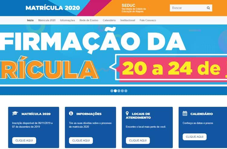 Matrícula Fácil Maranhão