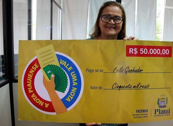 Sorteio Nota Fiscal Piauí