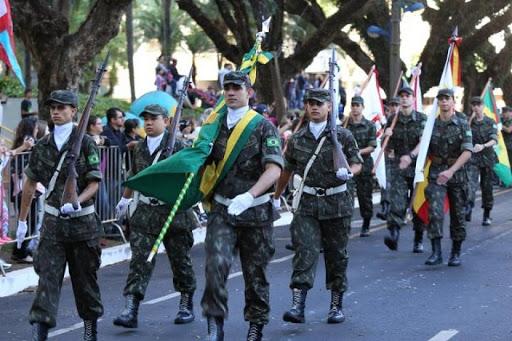 Alistamento brasileiro obrigatório para homens