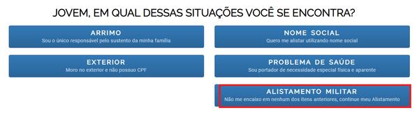 Como fazer o alistamento Militar Manaus online